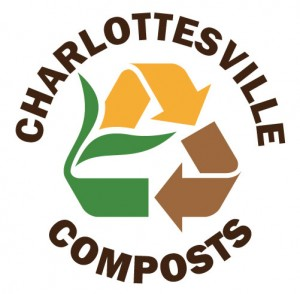 Charlottesville Composts Logo